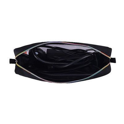 power and wire package bag with clear window