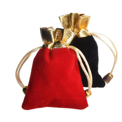 drawstring bag for jewelry