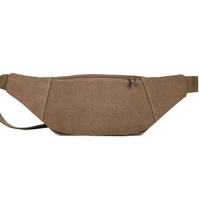 Quality canvas waist bag