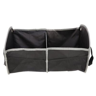 Polyester car trunk storage bag