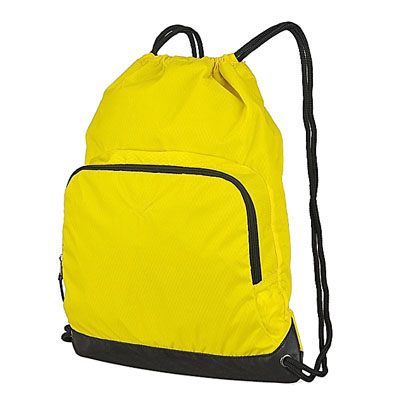 Travel drawstring outdoor backpack