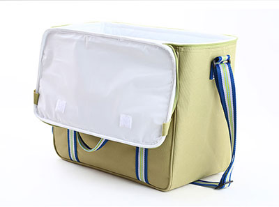 Foldable cooler bag picnic bag