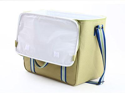Foldable cooler bag picnic bag