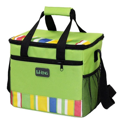 Large capacity 600D outdoor cooler bag