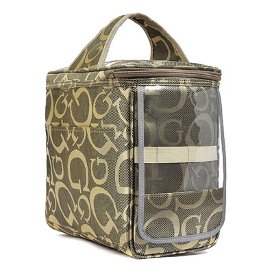 Dobby fabric thermos cooler bag