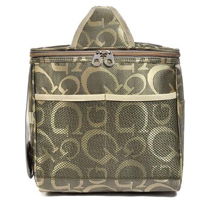Fashion handbag cooler bag lunch bag with multiple pocket