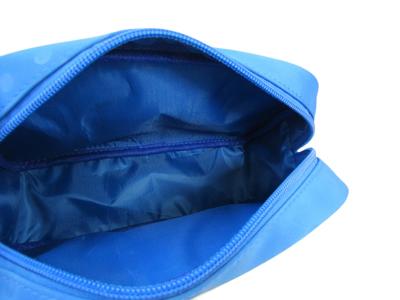 Square one printing microfiber-cosmetic bag