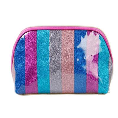 shiny PU makeup bag