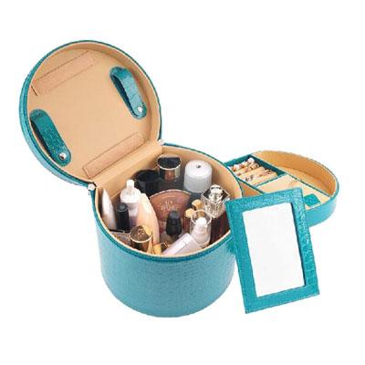 Big space pu cosmetic case