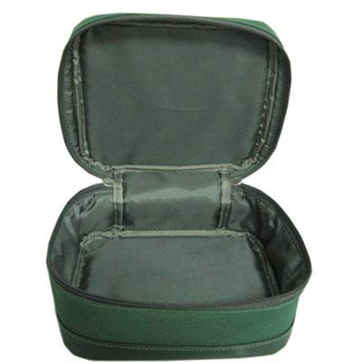 Cosmetic weekender bag