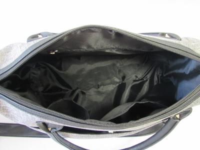 Durable nylon ladies handbag
