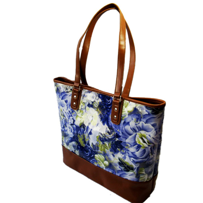Printing pattern women handbag