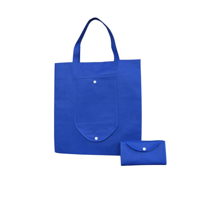 Cheap non woven folding shopping bag