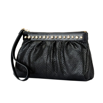 PU leather evening bag clutch bag