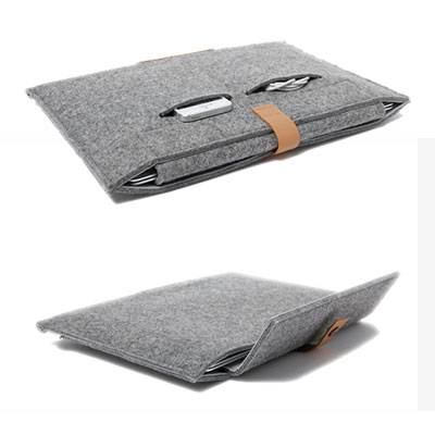 IPAD TABLEC PC case in felt