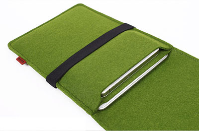 Felt IPAD or Tablet PC case