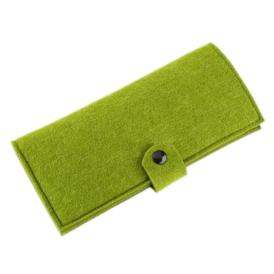 custom Long felt wallet for women