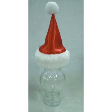 Bottle decoration cap cover
