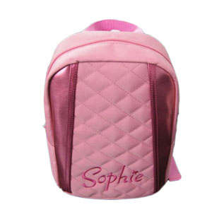 Embroidery kids backpack