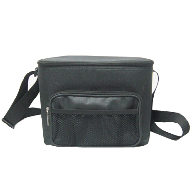 600D cooler bag with adjustable shoulderstrap
