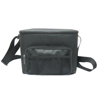 600D cooler bag with adjustable shoulderstrap