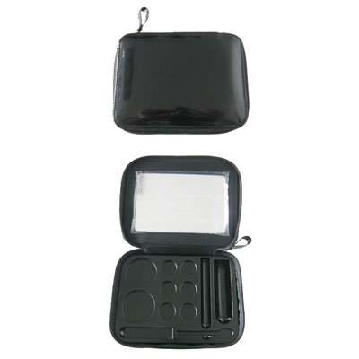 paternt PVC make up case