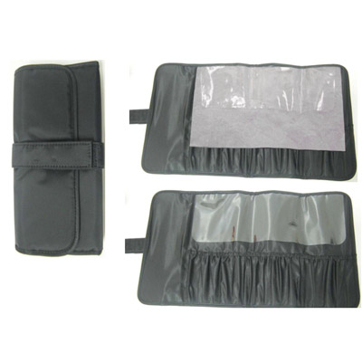 Brush make up bags in nylon material