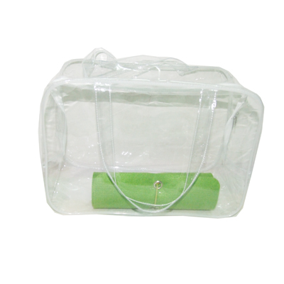 clear package bag