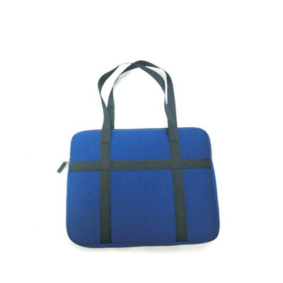 Fake neoprene laptop bag