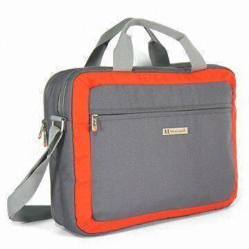 classic buisness bag with laptop comparment and document comparment