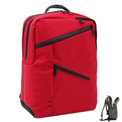 Unsex fashion Backpack laptop bag in Polyester