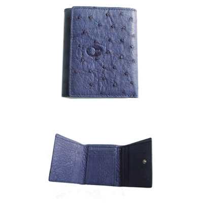 Men wallets in pu leather or leather
