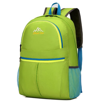 big space women nylon travel backpack