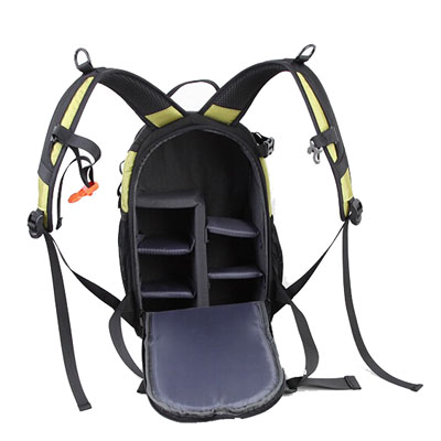 custom waterproof damping camera backpack