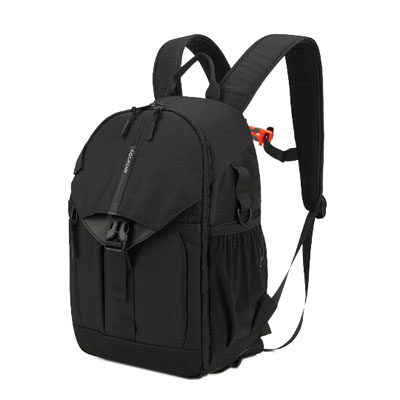 Waterproof damping professional camera bag