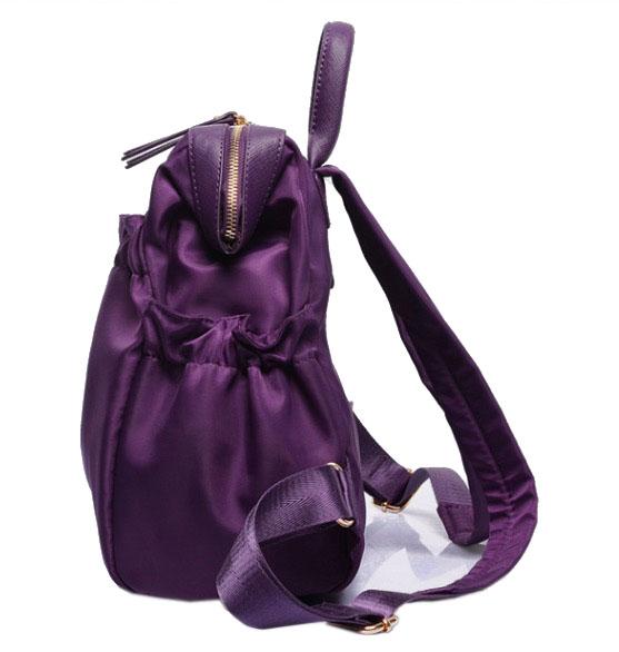 nylon backpack for women