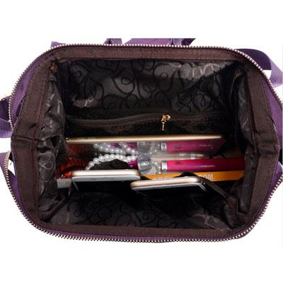 Nylon fashion women bag-2